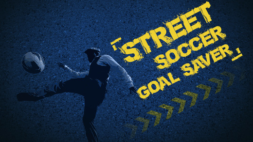 Street Soccer Goal Saver Pro - best virtual football game