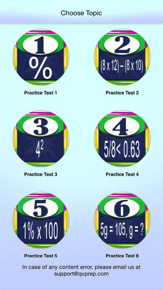QVprep Math Grade 4 Practice Tests