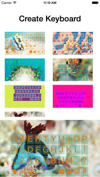 Cameleon Resizable Keyboard with Emojis and Japanese Emoticons