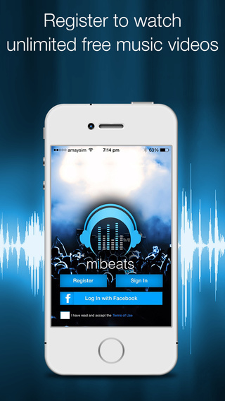 MiBeats Pro - Record Upload and Discover Music and Videos