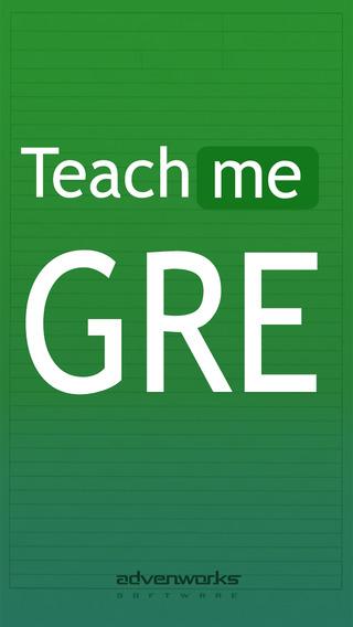 Teach Me GRE