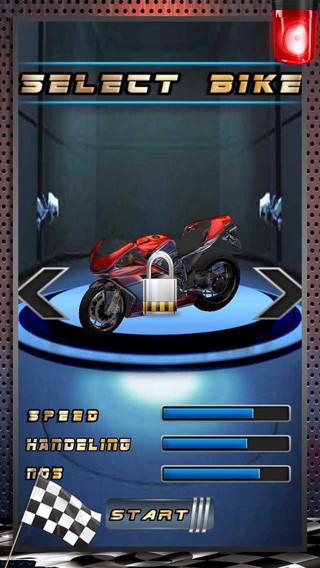 玩免費遊戲APP|下載Nitro Crazy Lane Moto Bike Rider - Highway Motorcycle Traffic Stunt Street Drag Endless Race Game app不用錢|硬是要APP