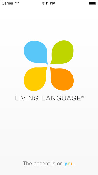 Spanish by Living Language for iPhone