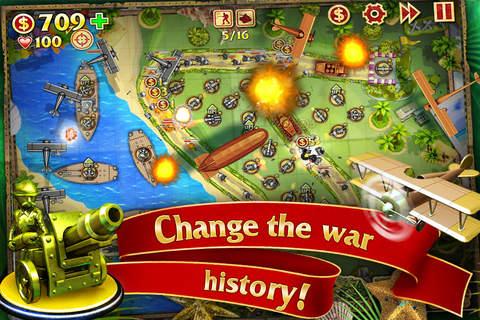 Toy Defense Free – strategy app screenshot