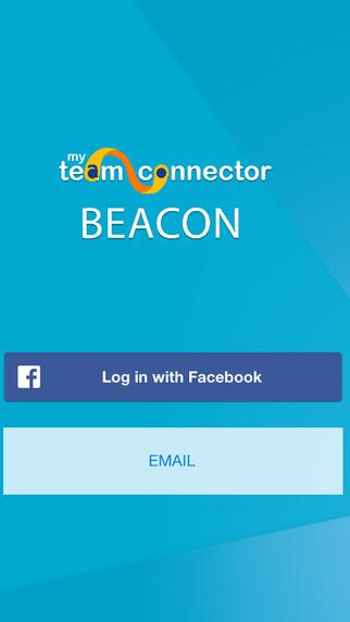 My Team Connector Beacon