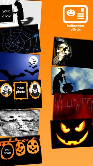 Halloween C rds