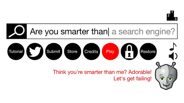 Are You Smarter Than a Search Engine
