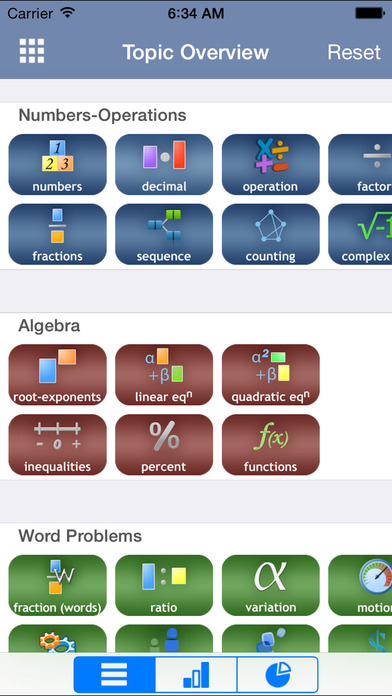 Math Aptitude iPhone Screenshot 2