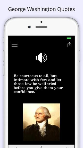 Quotes: George Washington Edition