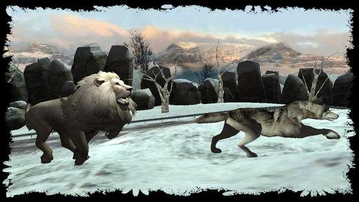 Wild Lion Attack Simulator 3D – Play role of a deadly predator show killer instinct