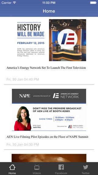 AEN – America's Energy Network