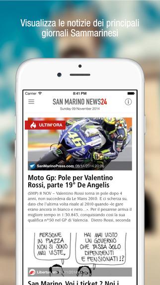 San Marino News24