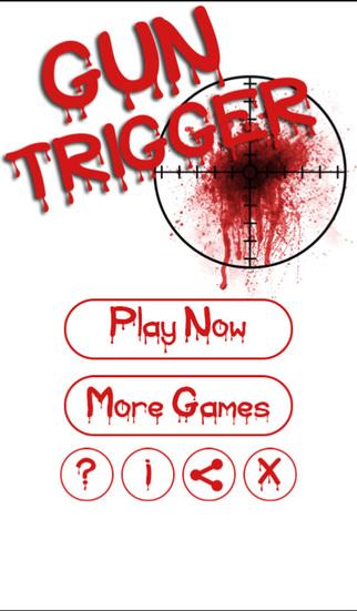 Gun trigger : Stick sniper : Sniper assassin : Stickman killer mission