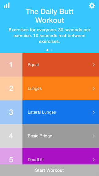 Daily Butt Workout Free - Tone It Up