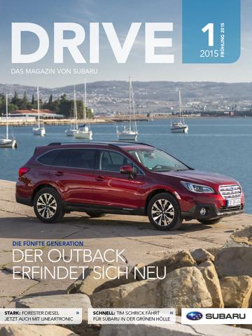 Subaru DRIVE Magazin