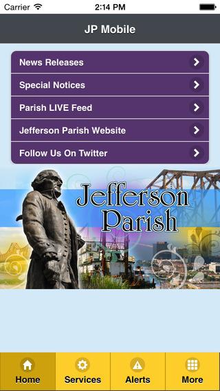 Jefferson Parish Mobile