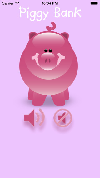 Piggy Bank - Free App