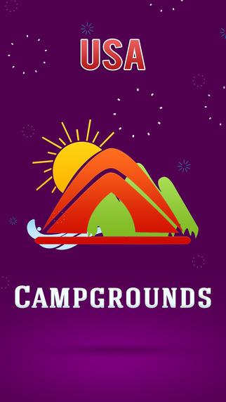 USA Campgrounds RV Parks