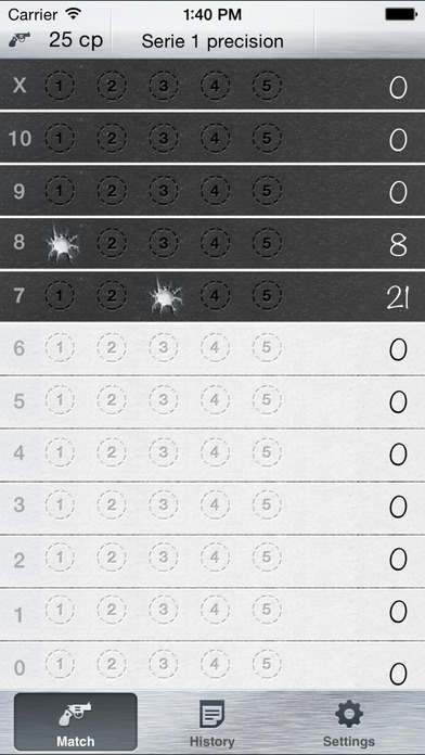iHit iPhone Screenshot 2