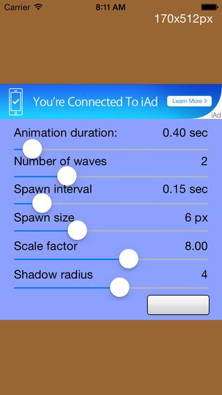 SC Wave Animation