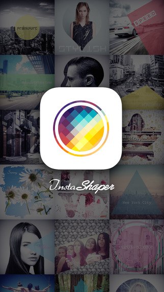Creative Shaper - Amazing Photo Shape Collage Symbols Mask Overlay Cropic Editor for Instagram