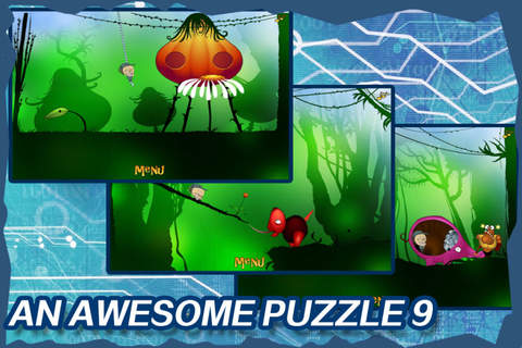 An Awesome Puzzle 9 - Thinking Outside The Box screenshot 2