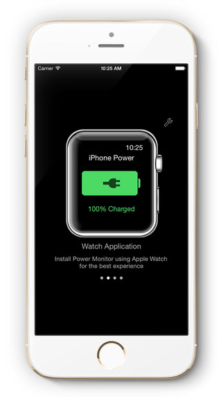Power Monitor - Watch Supported