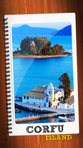 Corfu Island Offline Travel Guide - Travel Buddy