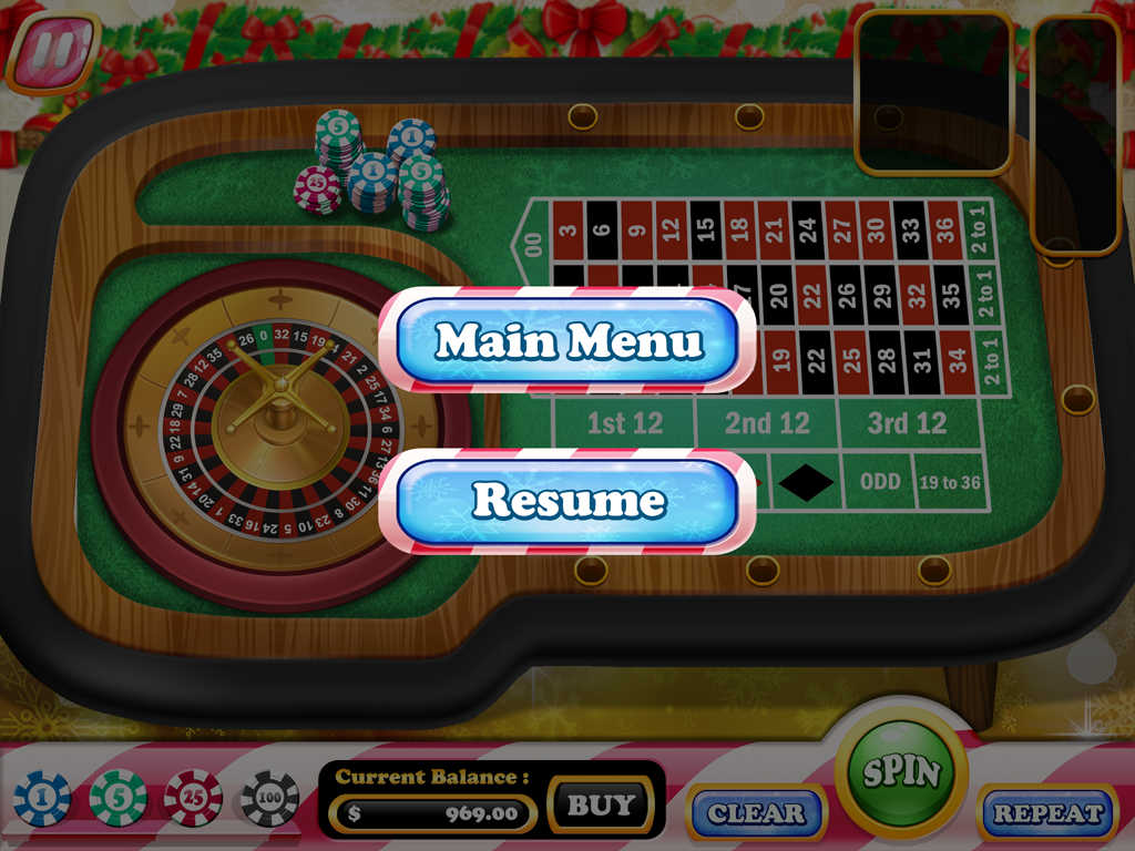 Casino ambience sound effects