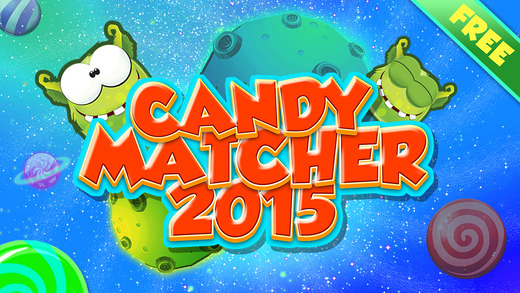 ``` A Candy Match'er 2015``` - fruit adventure man