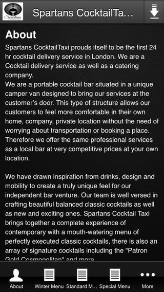 Spartans CocktailTaxi Ltd
