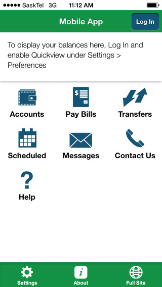 Luseland Credit Union Mobile App