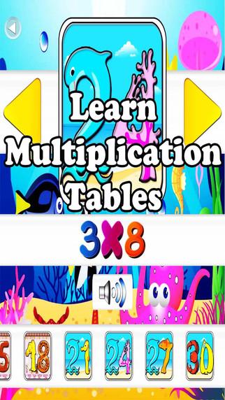 Learn Multiplication for Kids