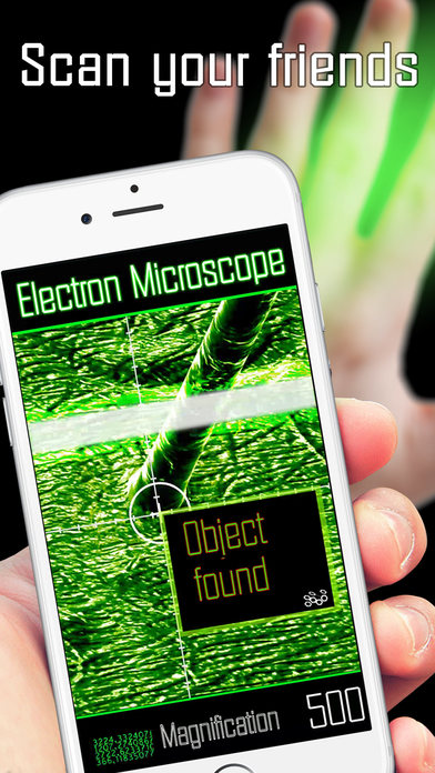 Infection Scanner iPhone Screenshot 1