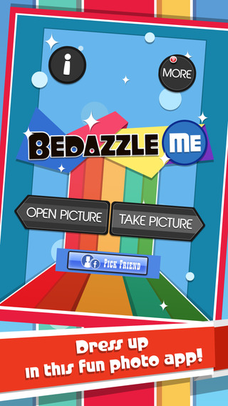 Bedazzle Me - Silly Camera Photo Booth Editor