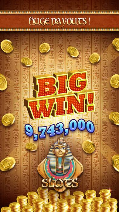 Screenshot 3 + 777 Огонь Египта книги Популярные Удача казино Бесплатные Слот Машины лучшие Европы