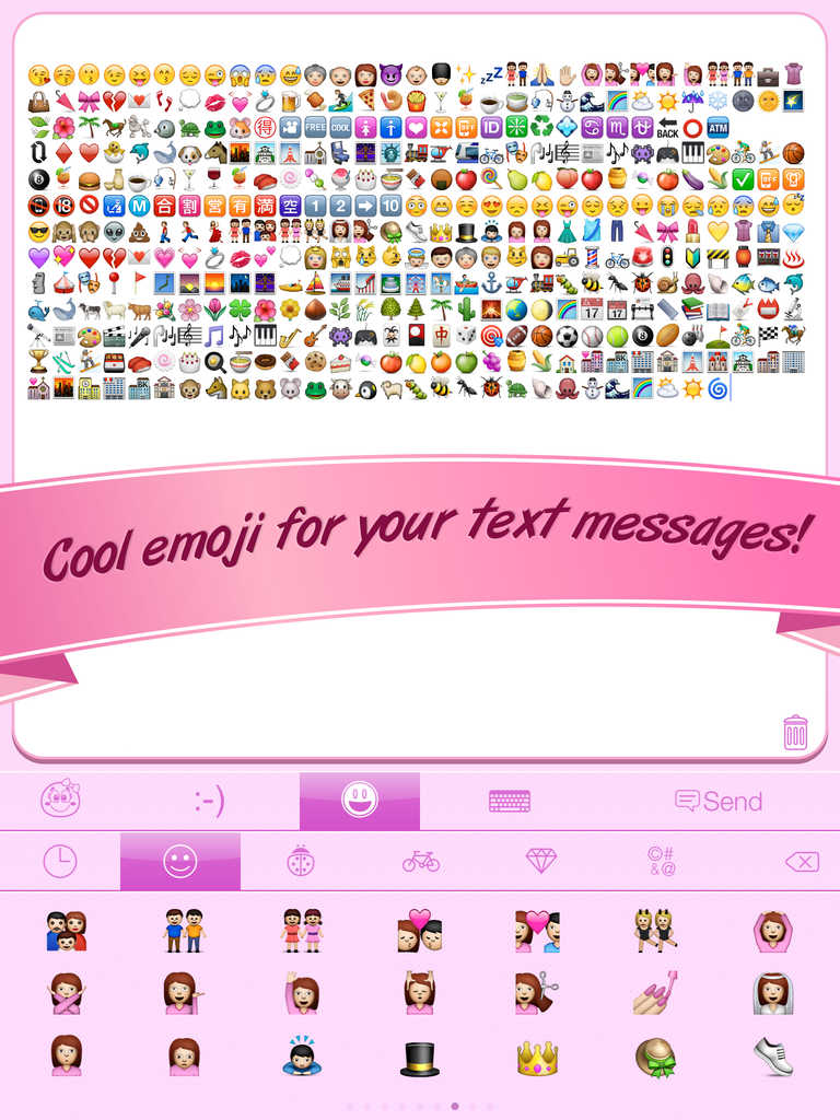 App Shopper Emoticons Collection Emoji Smiley Faces With Cute