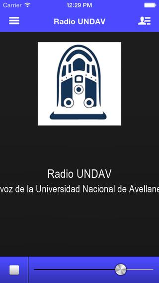 Radio UNDAV
