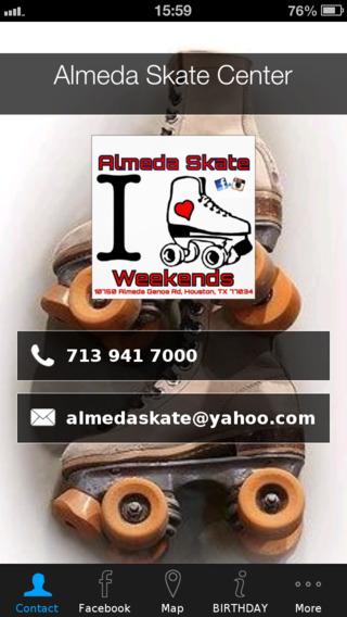 Almeda Skate Center