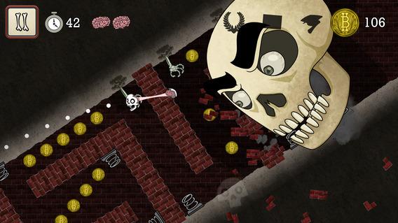 亡命骷髅:Skullduggery!