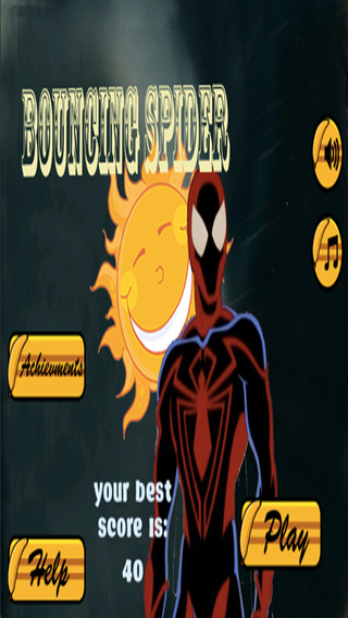 Bouncing Spider Pro Free - NO ADS