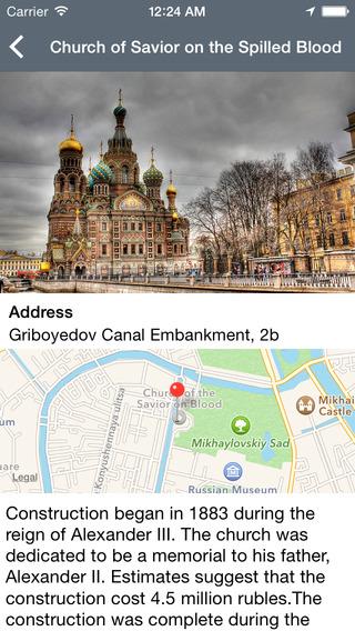 Saint-Petersburg travel guide