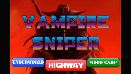 Sniper Shooter Vampire Adventure