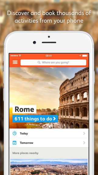 GetYourGuide - Tours Travel Activities Attraction Tickets