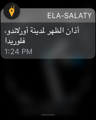 Ela-Salaty: Muslim Prayer Times & Qibla Direction Screenshots