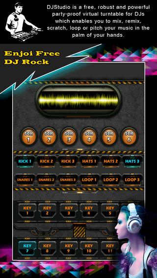 DJ Rock : Party Music