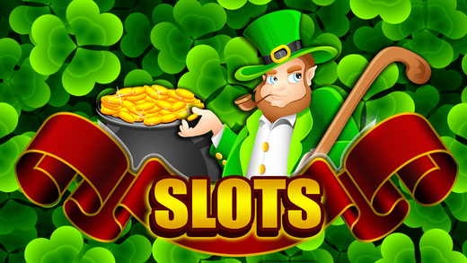 Amazing Luck-y Leprechaun in the House of Vegas Fun Slots Casino Games Free