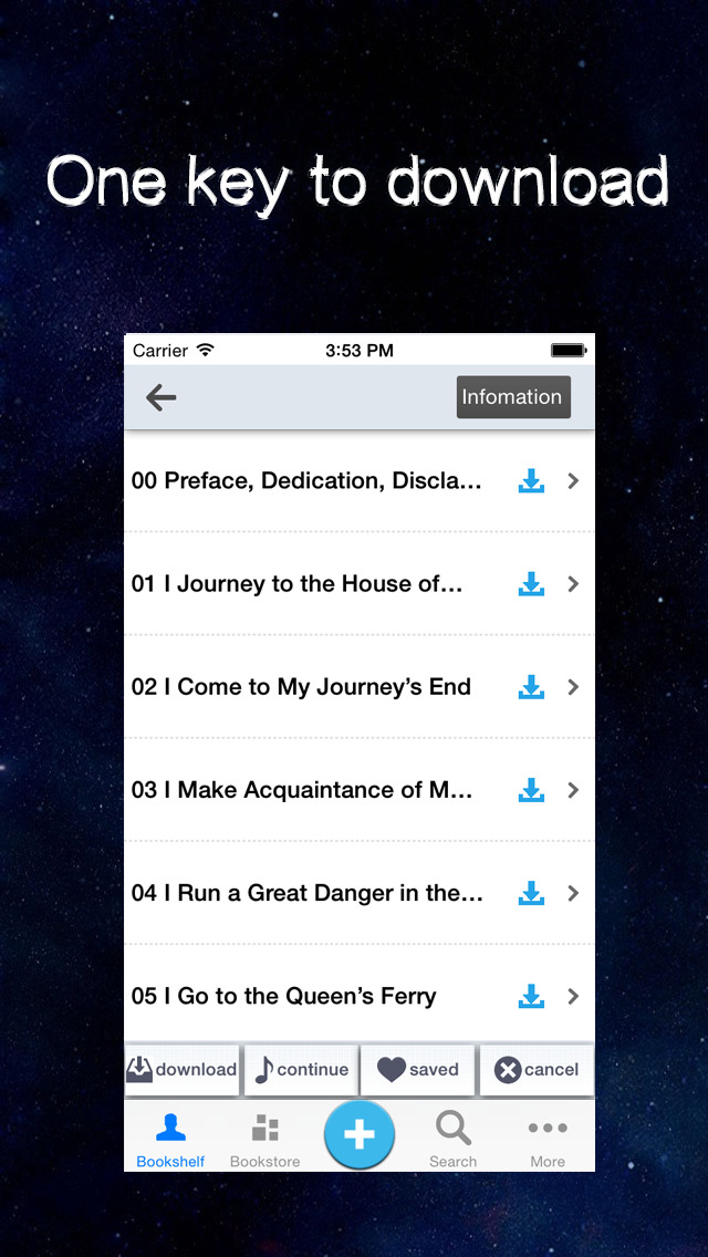 AudioBooks - Download and Listen to the Meaningful Books Скриншоты6