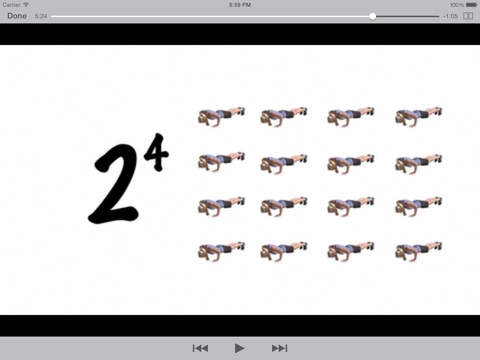 Algebra Explained c. 1 Order of Operations LITE iPad Screenshot 3