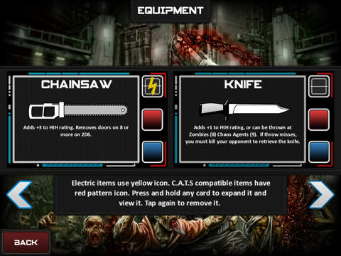 Chainsaw Warrior Screenshot
